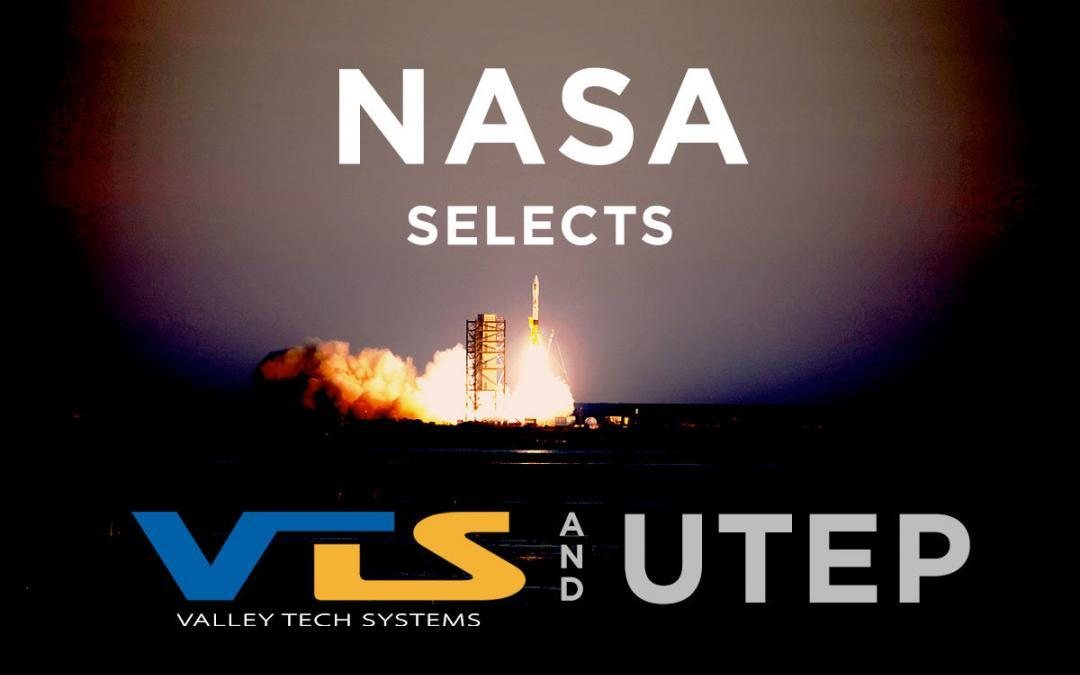 NASA Selects Valley Tech Systems for Phase II SBIR Program