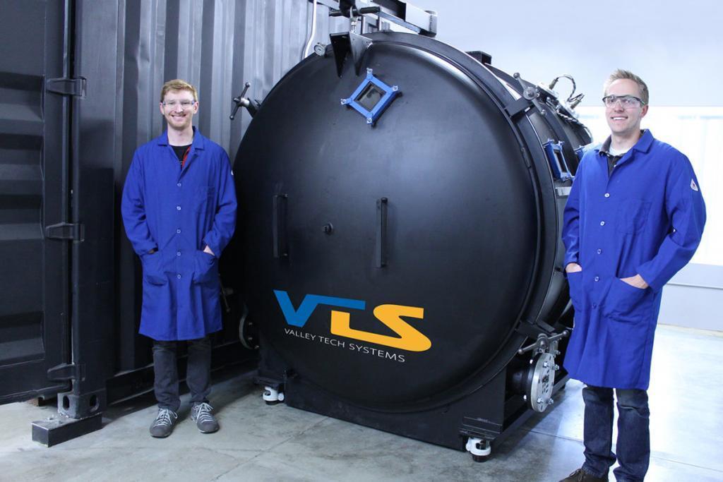 VTS Altitude Chamber