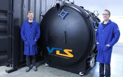 VTS Expands Testing Facilities With Altitude Chamber