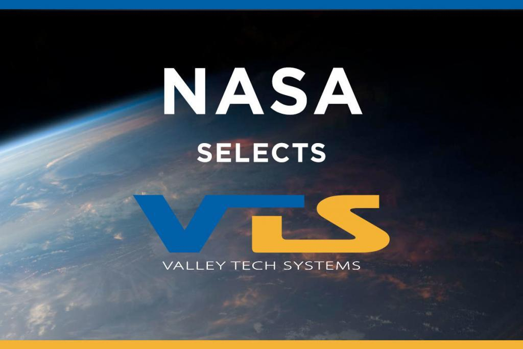NASA Selects VTS for Phase II SBIR Program