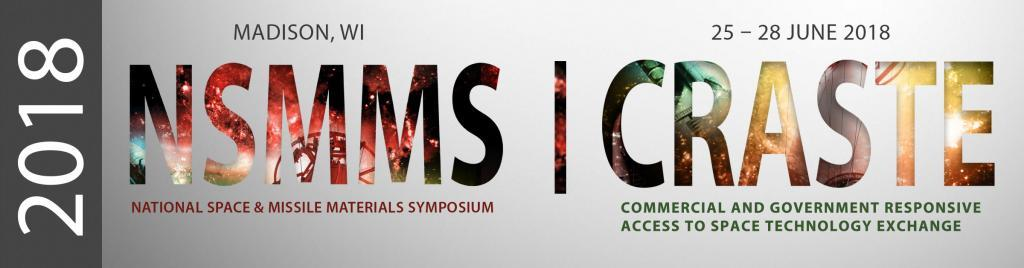 Valley Tech Systems, Inc., is presenting three papers on advances in solid-propulsion technologies at the joint 2018 NSMMS-CRASTE symposia.