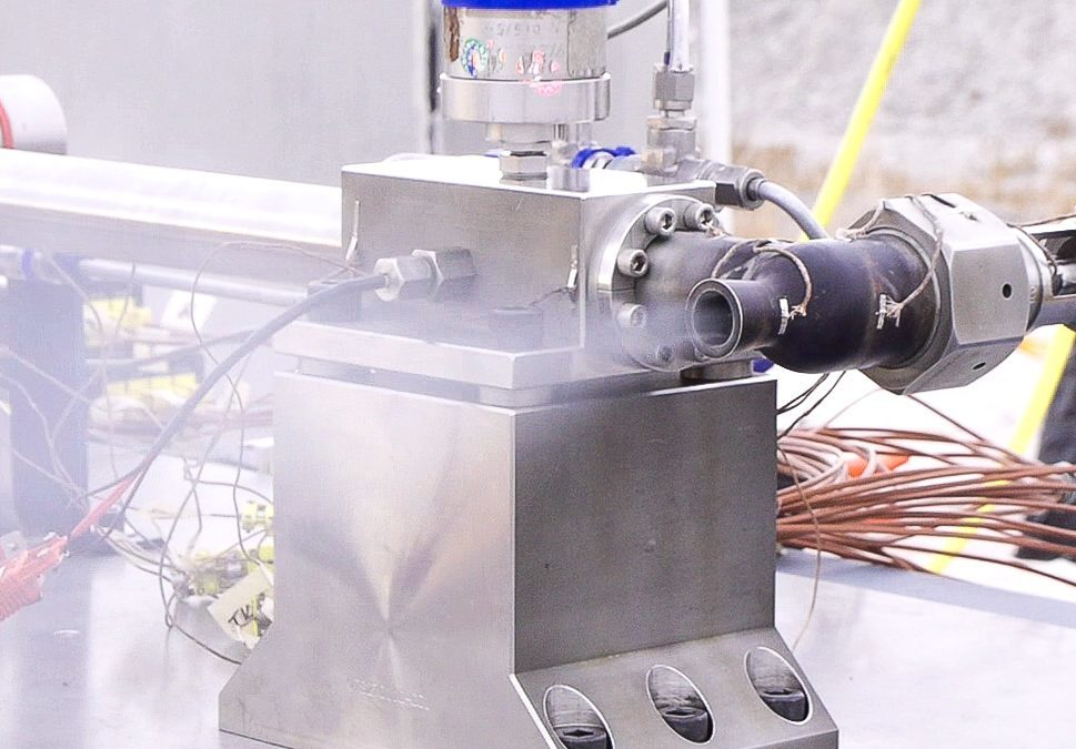 Valley Tech Systems Demonstrates New Controllable Solid-Propulsion Thruster Tech